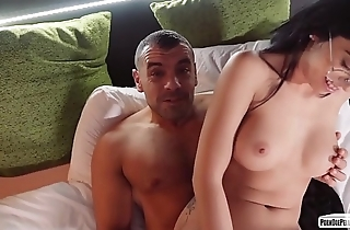 PORNDOE PEDIA - Romanian Julia De Lucia fucked in ejaculation control guide