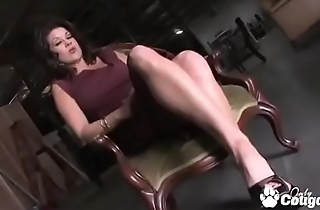 Cock Addicted Milf Raquel Devine Gets A Load Shot On Her Tits