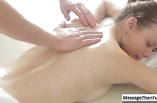 Fantasy Sex Massage - Peachy Keen Massage with Peachy massage video-01