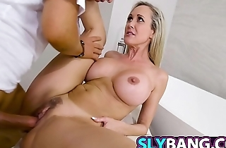Brandi Love Is A Fucking Hot MILF