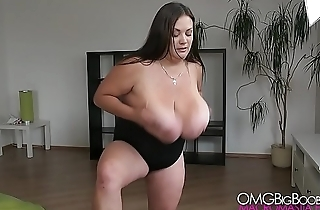 Nila Mason Bouncing Out of Bras
