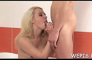 Enjoyable gal is pissing on her gf