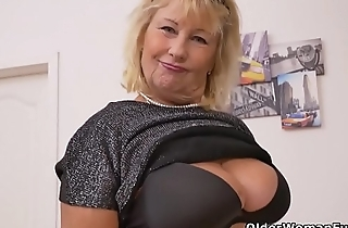 Next way in milfs from Europe part 18
