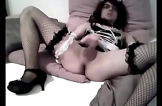 my little white sissy slave