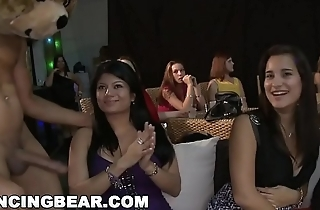 Blinking BEAR - This Was Our Greatest Party Yet! The Bitches Went Wild HAHA