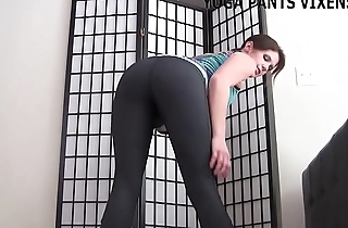 Be patient and watch me do my yoga JOI