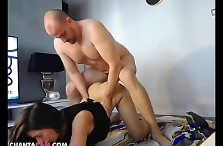 Doggystyle Fuck And Cum On Ass