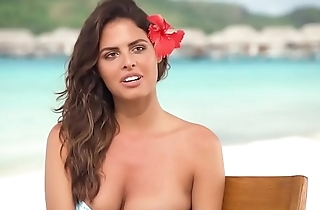 Bo Krsmanovic Gets Wet, Takes Douche Off In Tropical Tahiti  Uncovered  Sports Illustrated Swimsuit