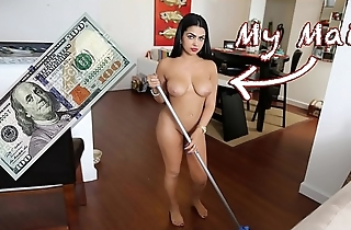 BANGBROS - All Natural Latina Maid Ada Sanchez Gets Fucked By J-Mac